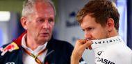 Vettel niega haber chillado a su equipo en Mónaco - LaF1.es