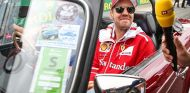 Mika Salo ve a Ferrari fuerte de nuevo para Hungría - SoyMotor.com