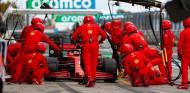 Ferrari prueba su solución de fondo plano recortado de 2021 hoy - SoyMotor.com