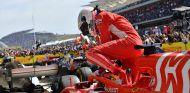 Sebastian Vettel en Austin - SoyMotor.com