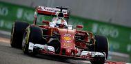 Sebastian Vettel en Abu Dabi - LaF1