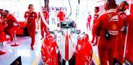 Detalle de la Scuderia en Hockenheim - LaF1