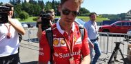 Sebastian Vettel, hoy en Austria - SoyMotor
