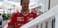 Sebastian Vettel en Bakú - SoyMotor