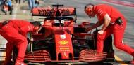 Sebastian Vettel en el Circuit de Barcelona-Catalunya - SoyMotor.com