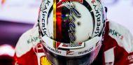 Vettel, durante el GP de Brasil - LaF1