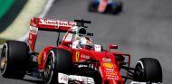 Sebastian Vettel en Brasil - SoyMotor