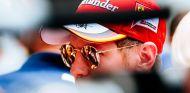 Vettel, en el circuito de Interlagos - LaF1