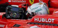 Vettel ha subido al podio en todas las carreras esta temporada - SoyMotor.com