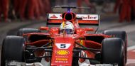 Sebastian Vettel en Abu Dabi - SoyMotor
