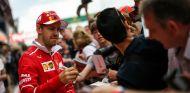 Vettel admite la superioridad de Mercedes en clasificación - SoyMotor.com