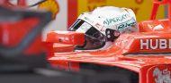 Sebastian Vettel en Barcelona - SoyMotor