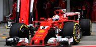 Sebastian Vettel en una imagen de archivo - SoyMotor