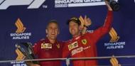 """Vettel y su mejor momento en F1: """"Ganar con Ferrari"""" - SoyMotor.com"""