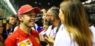 """Vettel: """"La situación no era tan desastrosa como la pintaban"""" - SoyMotor.com"""