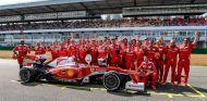 Sebastian Vettel en Hockenheim - LaF1