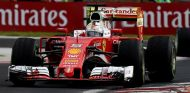Sebastian Vettel, hoy en el Hungaroring - laF1
