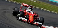 Sebastian Vettel en Malasia - LaF1