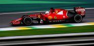 Sebastian Vettel en Brasil - LaF1