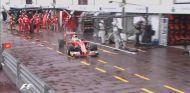 Sebastian Vettel en Mónaco - LaF1