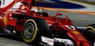 Sebastian Vettel en Singapur - SoyMotor