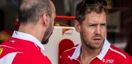 Sebastian Vettel en Monza - SoyMotor