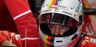 Vettel, durante los entrenamientos libres en Sochi - SoyMotor