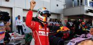 """Pole de Vettel: """"Esto sólo es una parte del trabajo"""" - SoyMotor"""