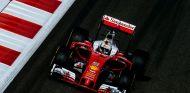 Vettel en Abu Dabi - SoyMotor