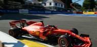 Sebastian Vettel en el GP de Bélgica F1 2019 - SoyMotor