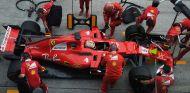 SF70-H de Sebastian Vettel - SoyMotor.com