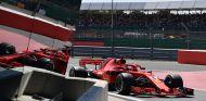 Sebastian Vettel en Silverstone - SoyMotor.com