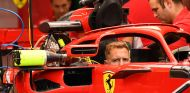 Dispositivo que tapa la cámara del Ferrari - SoyMotor.com