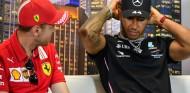 ¿Alonso, Rosberg o Vettel? Hamilton evita nombrar a su rival más duro - SoyMotor.com