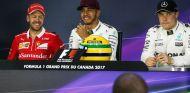 GP de Canadá F1 2017: Rueda de prensa del sábado - SoyMotor.com