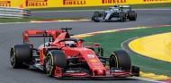 Vettel jugó a ser un obstáculo para Hamilton en Spa  - SoyMotor.com