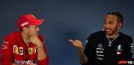 """Hamilton: """"Tuve que evitar un gran choque contra Vettel en la salida"""" - SoyMotor.com"""