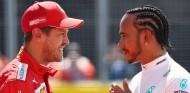 """Vettel y Hamilton en el mismo equipo sería un """"dolor de cabeza"""", según Horner - SoyMotor.com"""