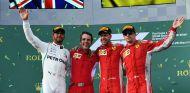 Vettel gana la primera carrera de la temporada 2018 - SoyMotor