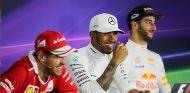 GP de España F1 2017: Rueda de prensa del domingo - SoyMotor.com