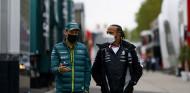 """Vettel: """"Es genial decir lo que debemos hacer, pero debes hacerlo tú también"""" - SoyMotor.com"""