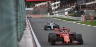 """Vettel fue """"como Barrichello"""" en Bélgica, según Rosberg - SoyMotor.com"""