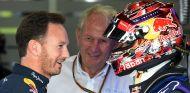 Christian Horner conoce a Sebastian Vettel a la perfección - SoyMotor