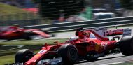 Sebastian Vettel y Kimi Räikkönen en Hungaroring - SoyMotor.com
