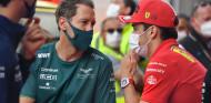 """Leclerc aplaude el podio de Vettel en Bakú: """"Se lo merece"""" - SoyMotor.com"""
