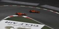 Leclerc ignoró las órdenes de Ferrari en Baréin - SoyMotor.com