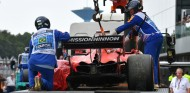 """Elkann, """"muy enfadado"""" por el incidente entre Vettel y Leclerc - SoyMotor.com"""