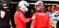 Vettel y Leclerc firmaron la paz por móvil tras Brasil - SoyMotor.com