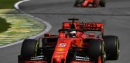"Binotto, tras Brasil: ""Vettel y Leclerc se llevan bien"" - SoyMotor.com"