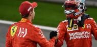 Sebastian Vettel y Charles Leclerc en el GP de Baréin F1 2019 - SoyMotor.com